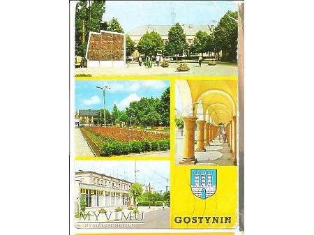 Pocztówka Gostynin