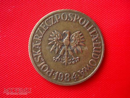 5 złotych 1984 rok