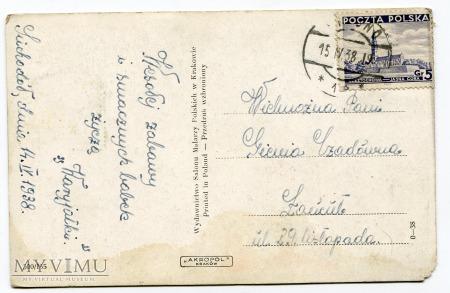 1938 WESOŁEGO ALLELUJA Z. Ogiński