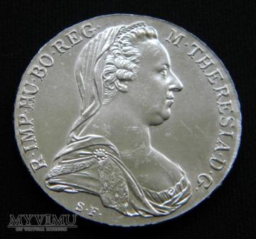 Talar Marii Teresy 1780