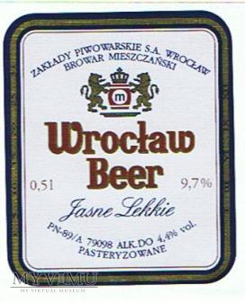 wrocław beer jasne lekkie