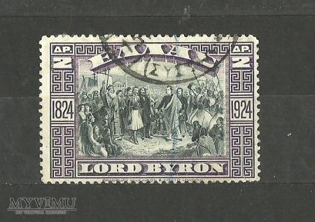 Duże zdjęcie Lord Byron