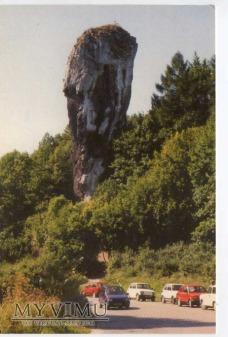 Pieskowa Skała Maczuga Herkulesa - lata 90-te