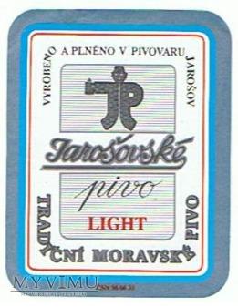 jarošovské pivo light