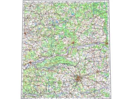 Duże zdjęcie Mapa 4