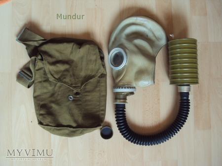 Radziecka wojskowa maska p.gaz ШМ 41