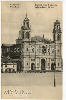 W-wa - Kościół Wszystkich Świętych - 1917