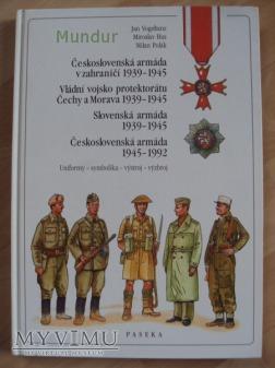 Ceskoslovenska armada 1939-1992