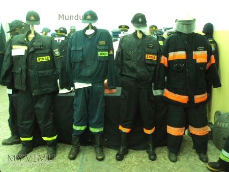 Ubranie specjalne - nomex OSP