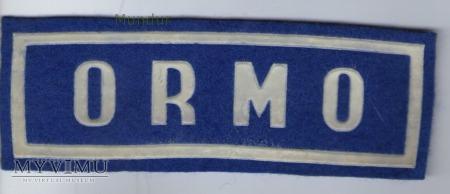 Oznaka organizacyjna ORMO