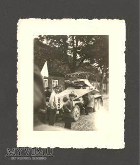 1939. Samochód pancerny Sdkfz 231