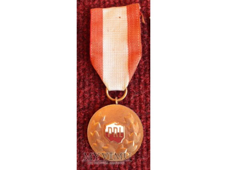 """Odznaka honorowa """"Zasłużony Pracownik Państwowy"""""""