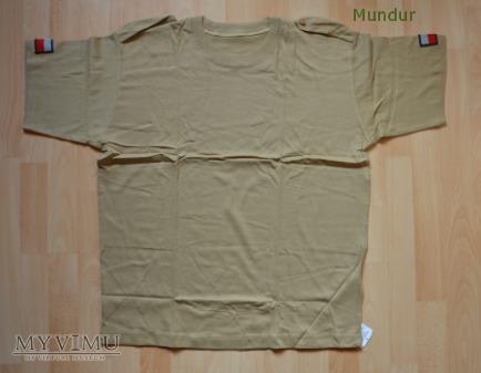 Duże zdjęcie Koszulka specjalna letnia - piaskowa 514B/MON