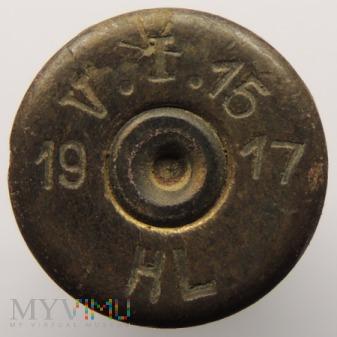 Łuska 8x58 R Krag V.I.15 17 HL 19