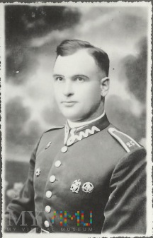 Wachmistrz Franciszek Pabich-25 Pułk Ułanów Wielk.