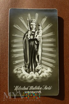 Matka Boża w Bozkove