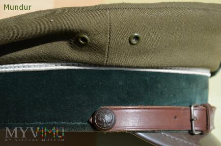 Czapka do munduru leśnika