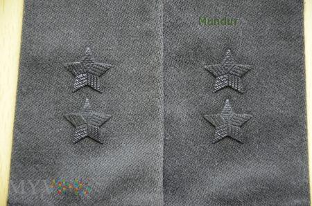 Pochewki z oznakami stopnia - podporucznik