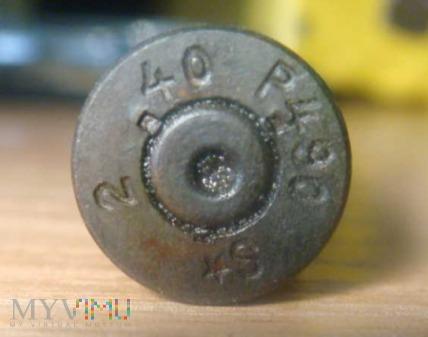 Łuska 7,92x57 Mauser 1940r.