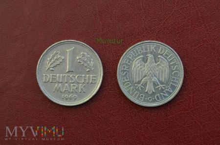 Moneta niemiecka: 1 Deutsche Mark