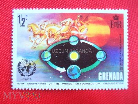 100 lat Światowej Organizacji Meteorologicznej