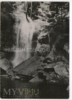 Karkonosze - Wodospad Szklarki - 1962