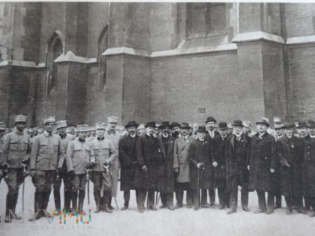 Duże zdjęcie Tworzenie Wojska Polskiego we Wiedniu