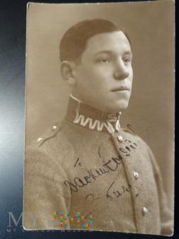 Portret żolnierza