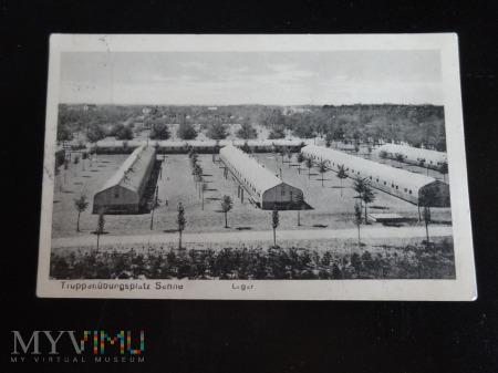 Duże zdjęcie Obóz dla nowych rekrutów