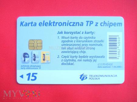 Karta chipowa 131