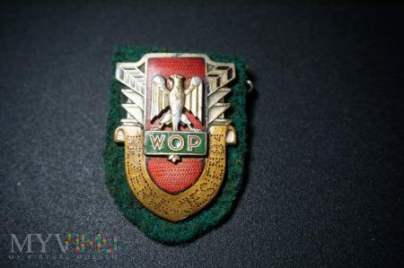 Odznaka Rezerwy WOP - Jesień 84