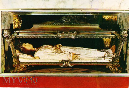 Maria Goretti - Urn of the Saint