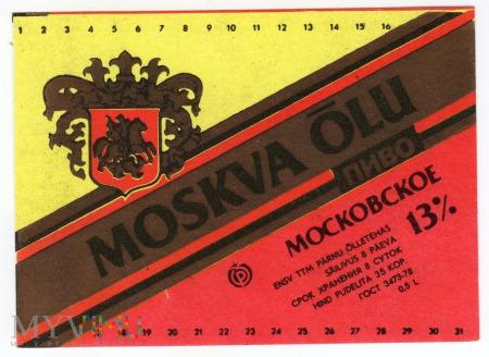MOSKVA ŌLU