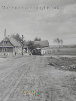 niemiecki ambulans wrzesień 1939