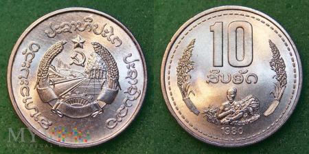 Laos, 10 Att 1980