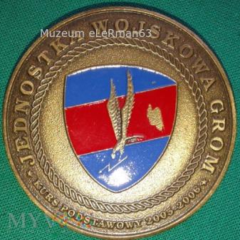 Coin JW GROM. Kurs podstawowy 2005-2006.