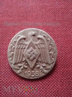 Odznaka HJ 1938