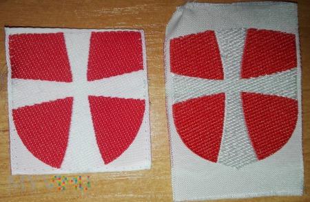 Oznaka przynależności państwowej Danii