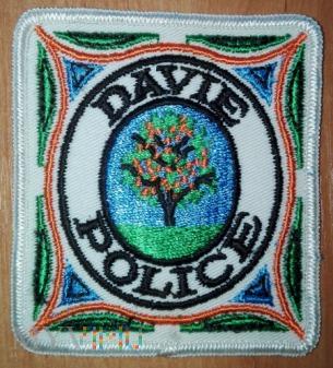Davie policja