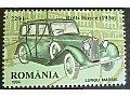 Rolls Royce (1936) znaczek