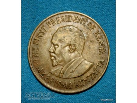 10 centów kenijskich 1977