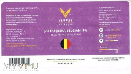 jastrzębska belgian ipa