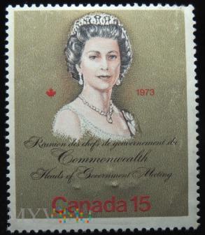 Kanada 15c Elżbieta II