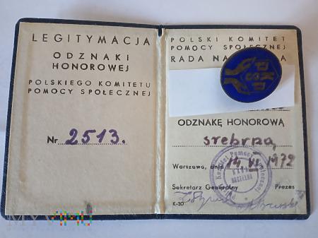 Odznaka Honorowa PKPS