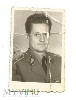 sierżant MO Bogdan Nowakowski