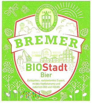 bremer biostadt bier
