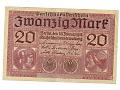 Niemcy - 20 Mark 1918r.