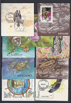 33.z+AFRYKA - na znaczkach