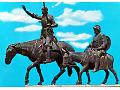 Zobacz kolekcję Madrid - Don Quixote and Sancho Panza