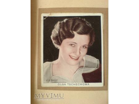 Haus Bergmann Farb-Filmbilder Olga Tschechowa 73